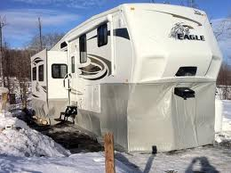 Winter RVing can be fun.