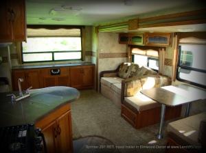 2011 Keystone Sprinter 297 RET travel trailer camper at Lerch RV, Milroy Pennsylvania RV Sales.