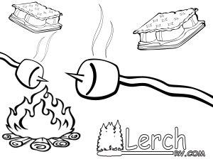 Lerch RV-Pennsylvania RV Sales-camping-smores