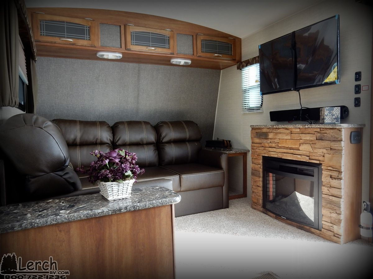 Springdale 38\'s – Travel Trailers with Residential Feel | RVing is ...
